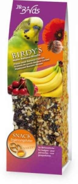 JR Farm Birdy's Mohn-Banane-Kirsche