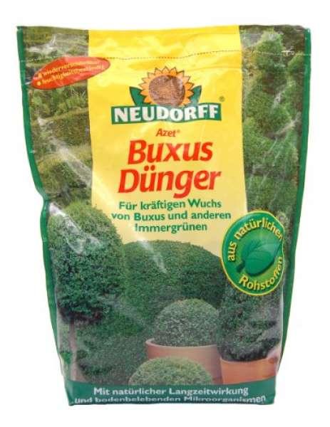 NEUDORFF Azet Buxus- & Ilex Dünger 1,75 kg