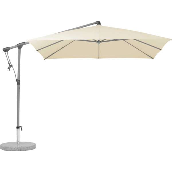Schirm Sunwing 260x260cm sand 151