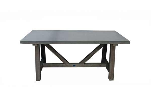 Tisch Da Vinci Akazie 180x90cm