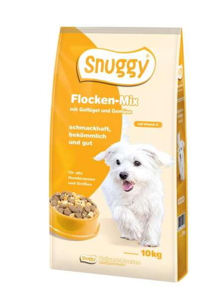 snuggy Hund Flocken-Mix 10kg