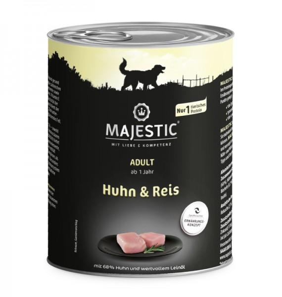 MAJESTIC 800g Huhn&Reis